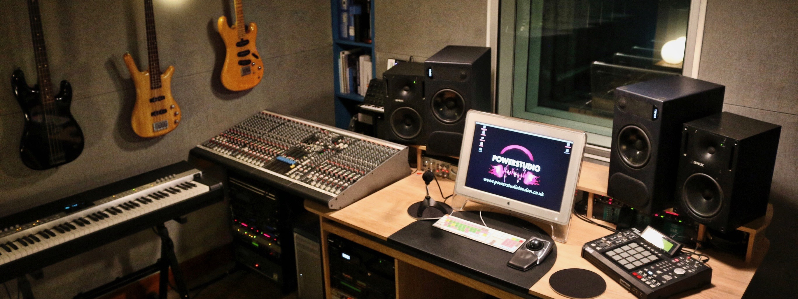 London Recording Studio Powerstudio