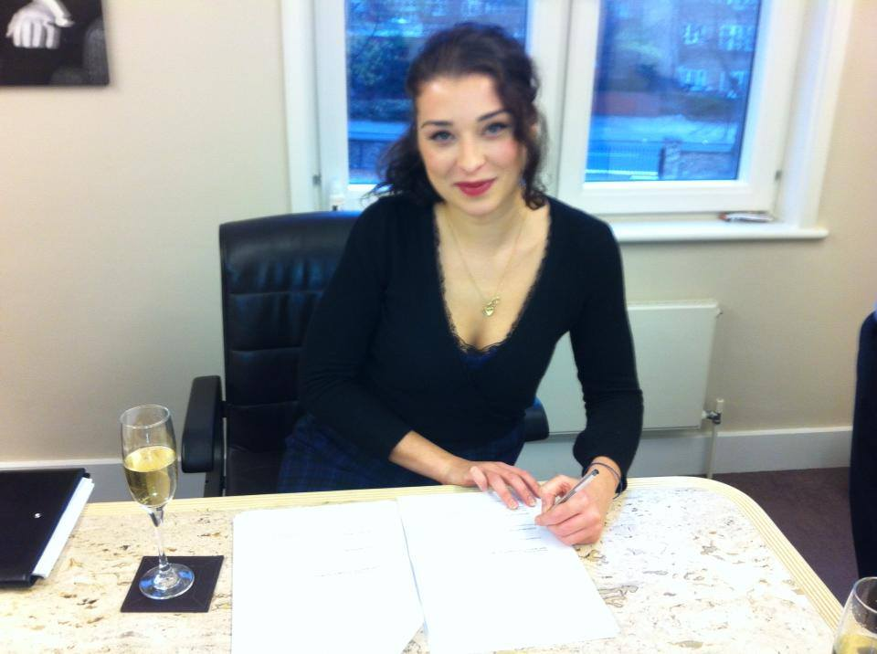 Co Producers >> London Recording Studio | PowerstudioAlice Fredenham Signs Record Deal With Sony - London ...